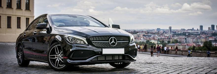 Mercedes d'occasion